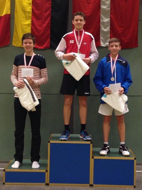 1410 Danish Cup Zach Russ Singles Gold